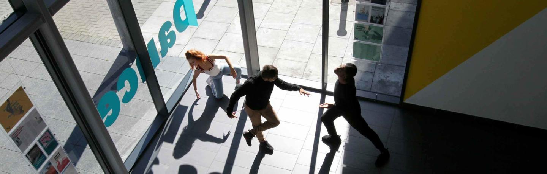 Dance Ireland - Environmental Design